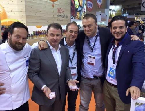 Alimentaria 2016 – Martín Berasategui